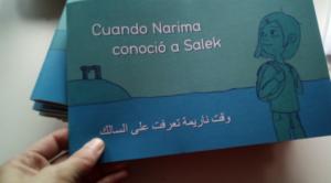 cuento Cuando Narima conoció a Salek
