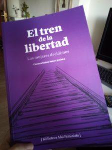 Portada del libro El tren de la libertad